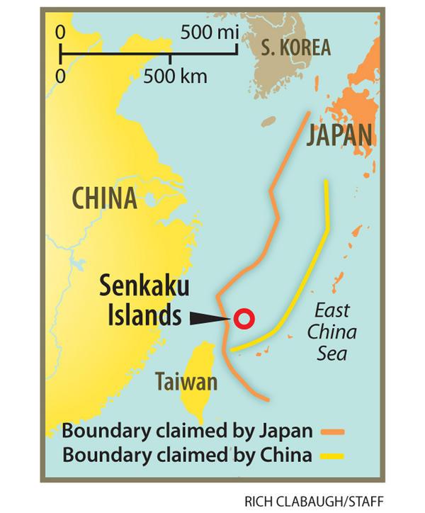 ارزش اقتصادی دریاها / نگاهی به مناقشه چین و ژاپن بر سر جزایر سنکاکو