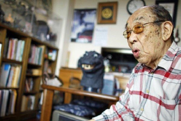 بازیگری که یک عمر در لباس «گودزیلا» بود درگذشت