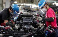 تولید کارخانجات ژاپن در ماه جولای آب رفت