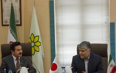عضو مجلس نمایندگان ژاپن خواستار گسترش همکاری ها با ایران شد