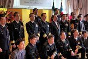 همزمان با ایران مراسم روز بزرگداشت ارتش در ژاپن برگزار شد