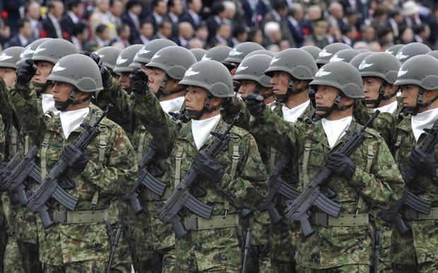ارتش ژاپن به فضا میرود!