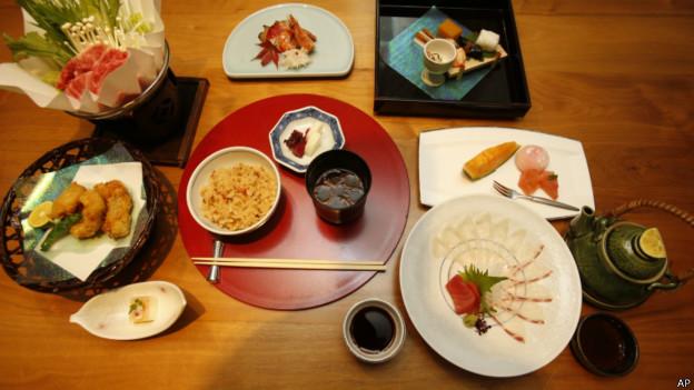 یونسکو آشپزی سنتی ژاپنی را به میراث فرهنگی معنوی بشر افزود