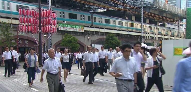 کاهش فرزندآوری در ژاپن دوباره رکورد زد