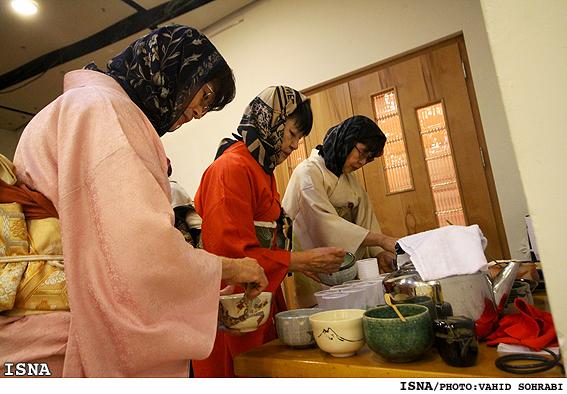 گزارش تصويري/ افتتاح هفته فرهنگي ژاپن در ايران