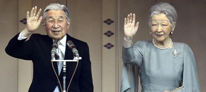 کنارهگیری امپراطور از سلطنت یک اقدام بیسابقه در ژاپن