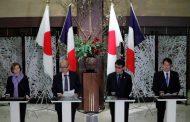 ژاپن و فرانسه درباره فعالیت های دریایی چین ابراز نگرانی کردند