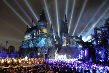دنیای جادویی «هری پاتر» در ژاپن ساخته میشود