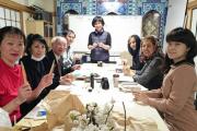 خوشنویس ژاپنی: فرهنگ و هنر قشنگ ایران را به مردم ژاپن معرفی میکنم+تصاویر