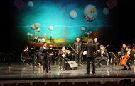 برای اولین بار به زبان ژاپنی کنسرت کتاب «قلبی بزرگتر از جهان» اجرا شد