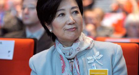 اولین شهردار زن در توکیو انتخاب شد