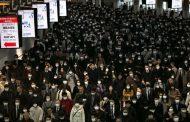 افزایش مبتلایان به کرونا در شهرهای بزرگ ژاپن