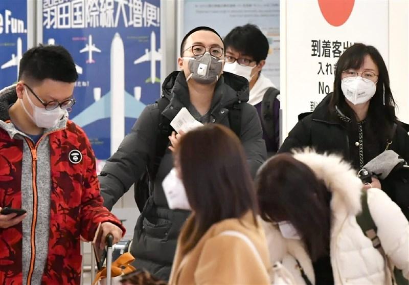 نگرانی ژاپن از افزایش تعداد مبتلایان به کرونا