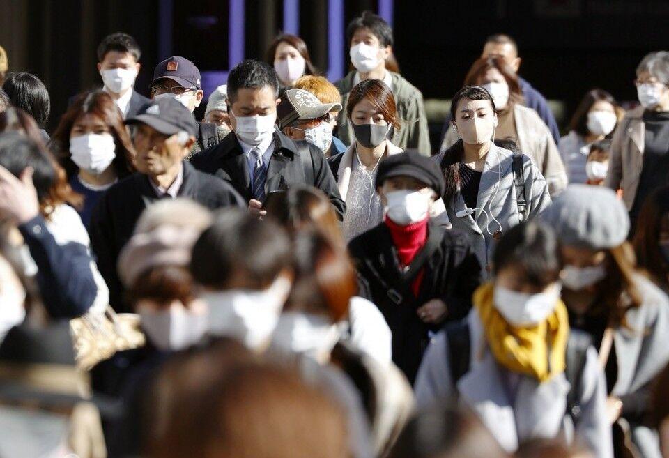 افزایش بی سابقه تعداد بیماران بدحال کرونایی در ژاپن