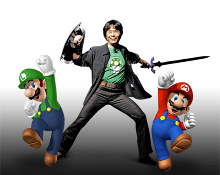شیگرو میاموتو؛ خالق ژاپنی بازی قارچخور