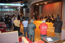 جشن نوروز برای آسیبدیدگان سونامی ژاپن