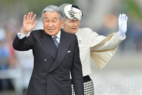 امپراتور ژاپن طی یک سخنرانی از تمایل خود به کنارهگیری خبر داد