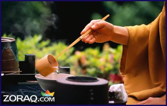 مراسم چای ژاپنی: یک سنت دیرینهی هیجانانگیز