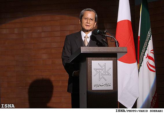 هفته فرهنگی ژاپن به تهران رسید/ مثنویخوانی سفیر ژاپن در خانه هنرمندان