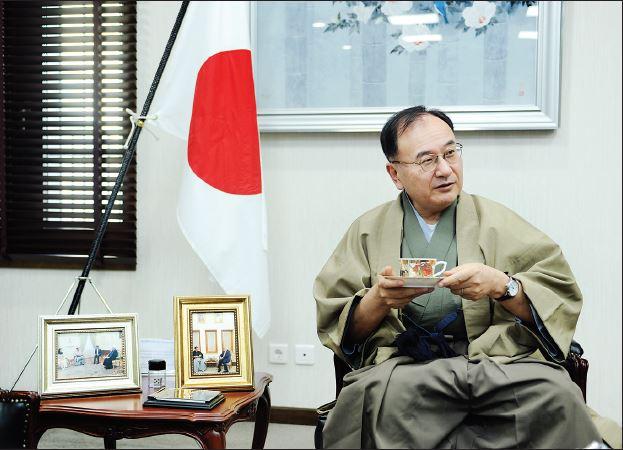 سفیر ژاپن در ایران: ژاپن هرگز ایران را ترک نکرده است
