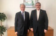 سفیر کشورمان در توکیو با رئیس بنیاد ژاپن دیدار کرد
