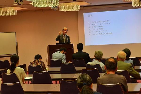 دومین نشست شعر ایران و ژاپن/ خدا؛ بخشی از زندگی حافظ