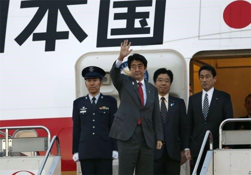 حمایت ژاپنیها از آبه و حزب حاکم در نظرسنجی