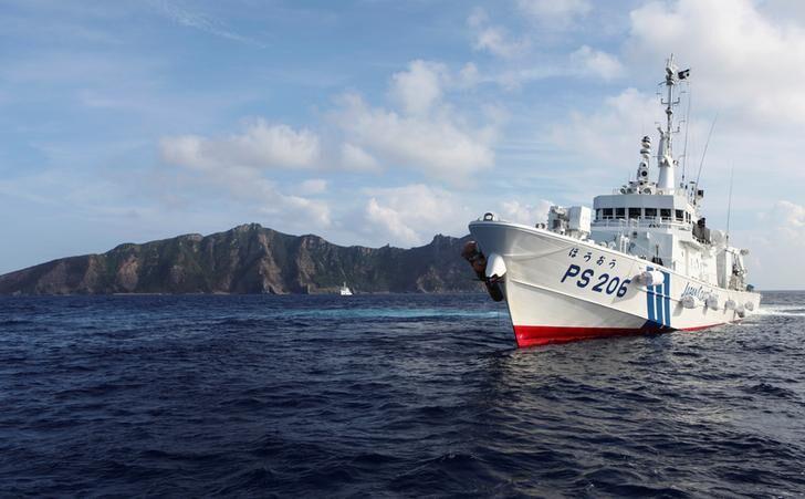 ژاپن در صورت موافقت ایران به تنگه هرمز می آید