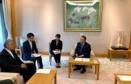 حمایت ژاپن از توافق برجام قابل تقدیر و مهم است