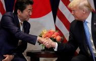نامزدی ترامپ برای دریافت نوبل صلح از سوی ژاپن و به درخواست آمریکا!
