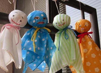 راهب روزهای آفتابی؛ عروسک آیینی ژاپنی/ عکس+ویدئو