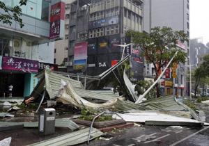 لغو صدها پرواز در ژاپن در پی وقوع طوفان