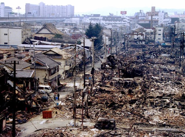 جزئیات زلزلهی بزرگ ژاپن